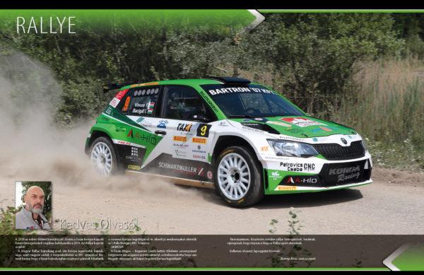 Eger Rallye 2019