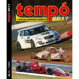 Tempó, a magyar autósport évkönyve 2017