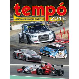 Tempó, a magyar autósport évkönyve 2019
